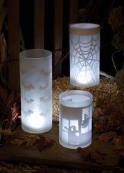 Spooky Magic Light Jar Set #hiddentreasuresdecorandmore