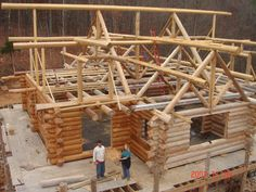 Cabins, Building A House, Construction, Texture, Frame, Crafts, Ideas, Timber Wood, Building