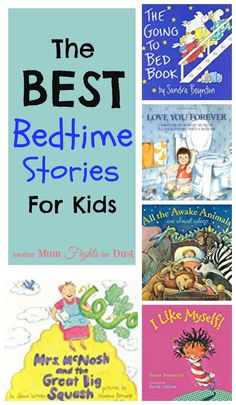 The Best Bedtime Stories for Kids