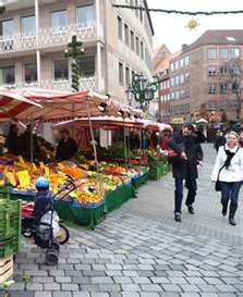 Old town Nurnberg, Germany...Birth place and more...