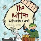 This literature unit is jam packed with activities for the story The Mitten by Jan Brett with fun graphic organizers, students emergent readers and...
