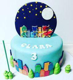 Cake Cakedesign  Bolo PJ Masks