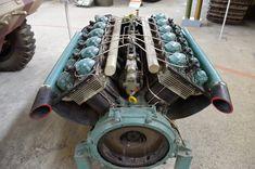 Tatra 103 | by Triple-green Vintage Cars, Antique Cars, Diesel, Panzer, Albania, Big Trucks, Tanks, Abandoned, Engineering