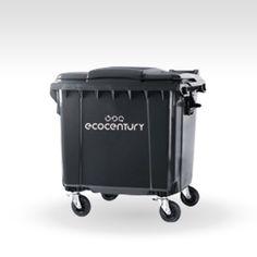 Ecocentury   Contenedor de residuos   Dependiendo de los hábitos para desechar la basura de tu empresa, estos contenedores pueden llegar a estar muy sucios que terminan oliendo muy mal.