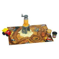 Play-Doh Diggin' Rigs Tonka Chuck 'N Friends Brick Mill Set