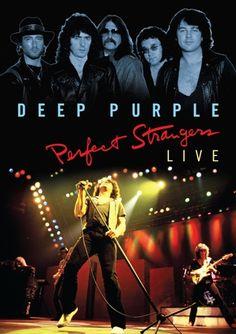 Rock Jazz Pop – Deep Purple – Perfect Strangers Live - Nach fast 30 Jahren kommt dieser einzige vollständige Konzertmittschnitt aus jener Epoche der Band in verschiedenen DVD-Paketen in den Handel. Rezension auf rock-jazz-pop.com