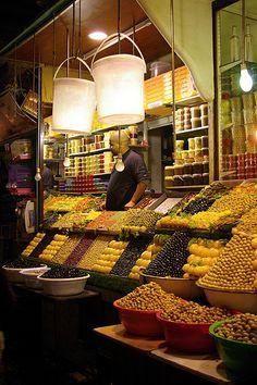 Meknès Souk. Meknès, Morocco.
