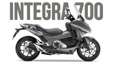 Honda Integra 700 liberdade total