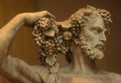 Bacchus - Roman God of Wine