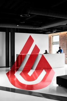 ACDF conjures illusion-filled interior for Lightspeed's Montreal office - News - Frameweb