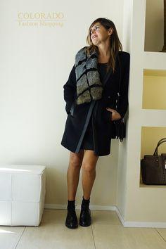 Fall Winter 16-17 #OOTD Patrizia Pepe, Ash