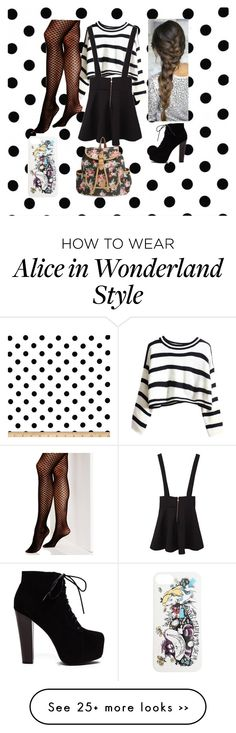 """Typical Day At School"" by awildbrennahasappeared on Polyvore"