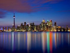Lonely Planet has chosen the top 10 cities to visit in in 2015 and Toronto, Ont. was on the list!  What's not to love: vibrant street scene, multicultural neighbourhoods, exciting nightlife, incredible ethnic food, dynamic art houses, and Canadian Living headquarters, of course!