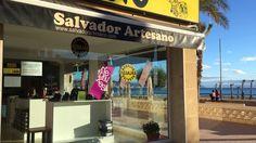 Tiendas en el Campello,web corporativa www.salvadorartesano.com