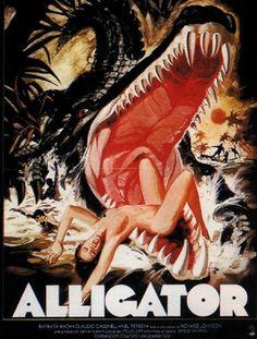 alligator  martino   CINEMA PALACE D'EQUEURDREVILLE LES ANNEES 80: PROGRAMME DU…