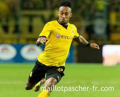 Nouveaux maillot de foot pas cher Dortmund Champions League 2015 2016 jaune €23.50