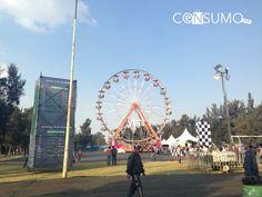 Rueda de la fortuna #vans #CoronaCapital