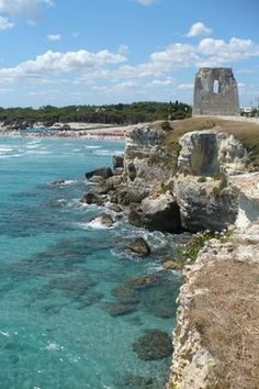 Puglia > Torre dell'Orso / Otranto costa