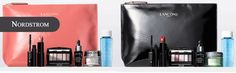 Get free Lancome products now when you make $39.50 or more purchase at Nordstrom. You can choose from two variants. http://cliniquebonus.org/lancome-gift-with-purchase/