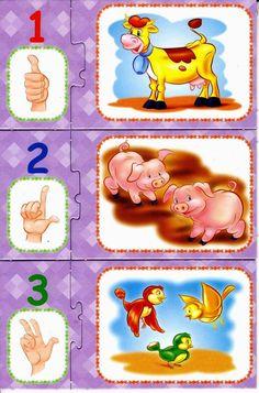 ESPAÇO EDUCAR: Jogo educativo para imprimir: aprendendo os numerais    :)