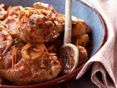 Osso buco traditionnel à l'orange - Recettes