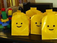 Fiesta de cumpleaños Lego : Baby-Deco