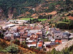 El Pont de Suert a la comarca de L'Alta Ribagorça