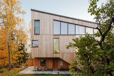 Join buildyful.com - the global place for architecture students.~~House M-M by Tuomas Siitonen Office