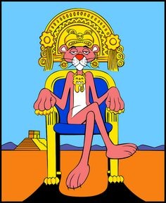 Revenge of the Pink Panther - Friz Freleng | Flickr - Photo Sharing!