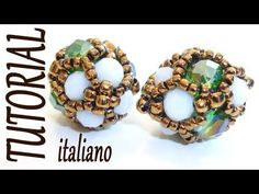 PENDIENTES FABERGE - YouTube