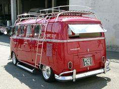 Combi vw bus