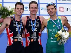 Result: Brownlee brothers win gold, silver in Rio