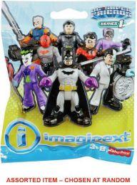 10x BOYS toys DC Super Friends Imaginext 2 kinds Batman Fisher price comics