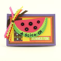 Slice of Summer Card