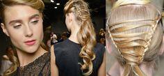 capelli intrecciati acconciatura - Cerca con Google