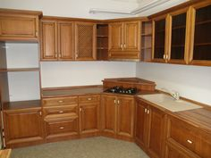 Kuchyňa rustikál - BMV Kuchyne