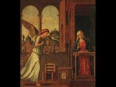 Iconografía de la Anunciación