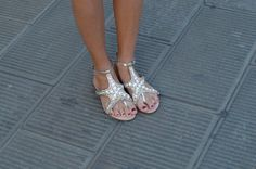 Miu Miu starfish sandals