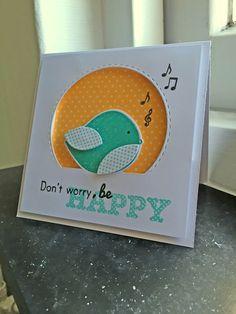 MIM 207 Stamps: Polka Dot Parade 5 (PTI) ++++ Cardstock: White, Summer sunrise Pattern Pack (PTI) ++++ Ink: Tropical Teal, Aqua Mist, Hawaiian Shores (all PTI), Onyx Black ++++ Dies: Polka Dot Parade 5 dies, SSS circles