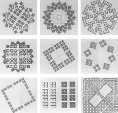 Riccardo Bofill, Studies for Ideal Cities