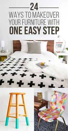 24 Easy Ways To Make Your Furniture Look More Expensive