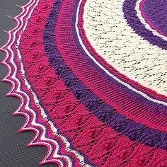 Ravelry: Peace Maker pattern by Helle Slente Design