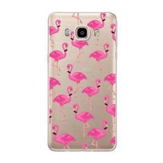 Mickey&Minnie kiss Lips pineapple unicorn Flamingo cactus panda Clear soft silicone cases cover for SAMSUNG Galaxy J5 2016 J510