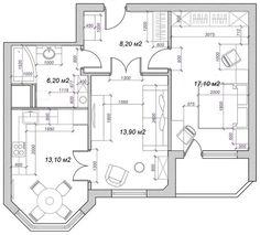 Modern klasszikus - fiatal hölgy 60m2-es lakása egyszerű formákkal, diszkrét dekorációval - Lakberendezés trendMagazin