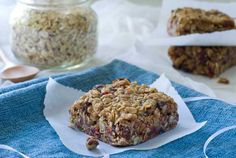 Granola bars - gluten, dairy and nut free, they are also egg free, vegan and if you use coconut sugar and the Organic Sunbutter, they are also refined-sugar free!