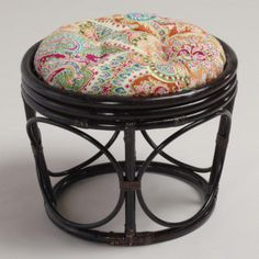 Venice Papasan Stool Cushion
