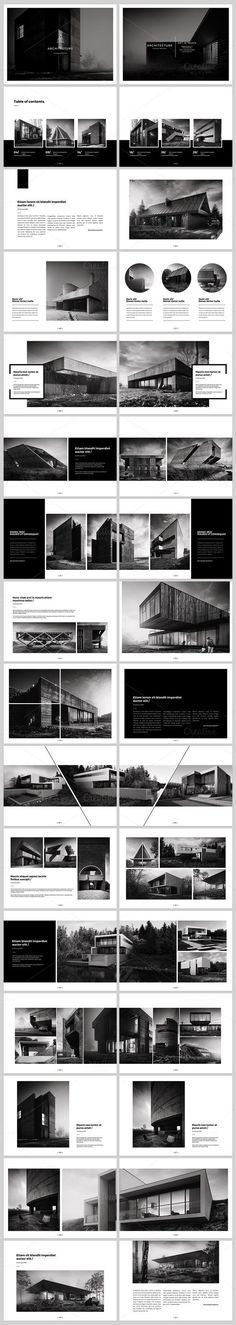 CM 627872 – Architecture Landscape Brochure More