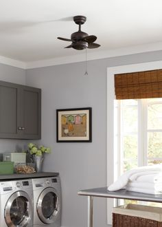 The Mini 20 Fan By Monte Carlo Delivers Comforting Breeze To Smallest Es In Your Modern Fanbronze Ceiling Fansmall