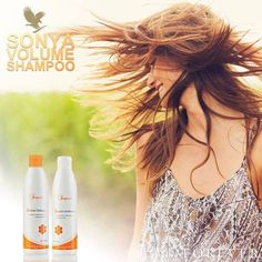 Our exclusive formulation gives your hair full volume and shine with just the right balance of body and control.  http://aloeliving.net/lichna-higiena/sonya-volume-shampoo-shampoan-za-obem-sonya-detail