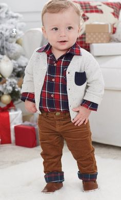 Toddler Boy Christmas Outfit Picture boys ivory speckled cardigan now in stock ba boy outfits Toddler Boy Christmas Outfit. Here is Toddler Boy Christmas Outfit Picture for you. Toddler Boy Christmas Outfit boys ivory speckled cardigan now in s. Toddler Boy Fashion, Little Boy Fashion, Kids Fashion, Toddler Boy Christmas Outfits, Toddler Boy Outfits, Christmas Baby, Christmas Eve, Boys Winter Clothes, Trendy Baby Boy Clothes